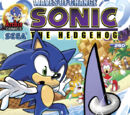 Archie Sonic the Hedgehog Issue 260