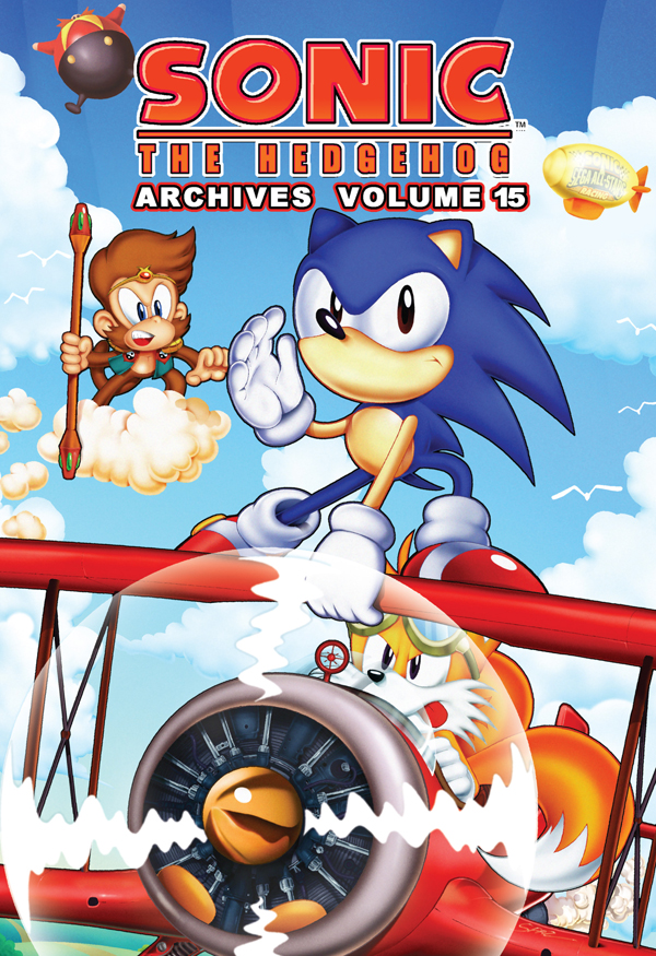 Cyborg sonic mobius encyclopaedia fandom powered by wikia sonic archives volume 15 mobius encyclopaedia fandom thecheapjerseys Gallery