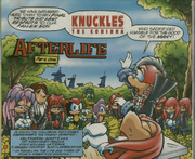 Knuckles Funeral