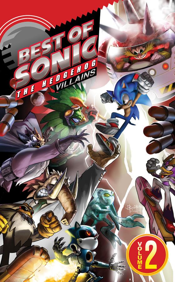 best of sonic the hedgehog volume 2 mobius encyclopaedia fandom