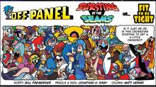 Sonic Universe 77 Off Panel