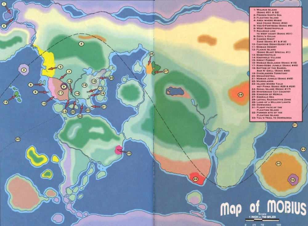 Mobius Mobius Encyclopaedia Fandom Powered By Wikia