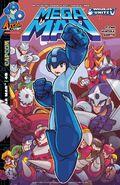 Mega Man 49 Variant