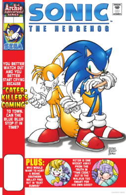 ArchieSonic119HDCover