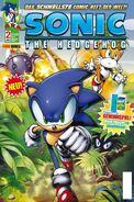 Sonic Panini Comics 2