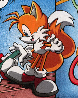 Tails X