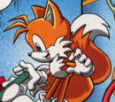 """Miles """"Tails"""" Prower (Sonic X)"""