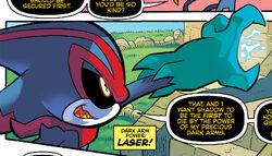 Dark Arm Power - Laser