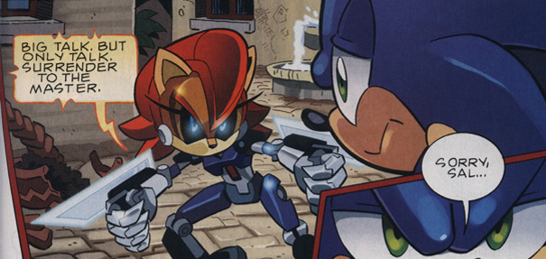Imagen - Metal Sally 564475.png | Sonic Wiki | FANDOM powered by Wikia