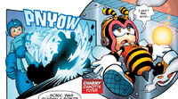 Charmy is Saved