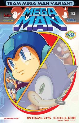 MM 24 Mega Man