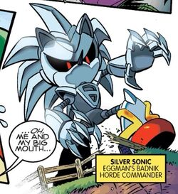 Silver Sonic Reboot