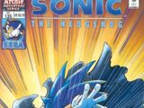 Archie Sonic the Hedgehog Issue 135