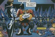 Metal Sonic Troopers 1