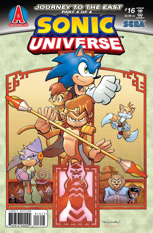 Archie sonic universe issue 16 mobius encyclopaedia fandom su16 650 sonic universe altavistaventures Images