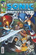 Sonic Panini Comics 7