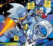 Silver Sonic Prototype Attacks
