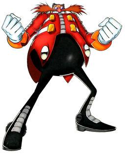 Eggman Profile