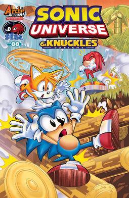 Sonic Universe -88 (variant)