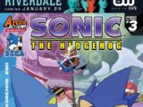 Archie Sonic the Hedgehog Issue 290
