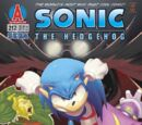 Archie Sonic the Hedgehog Issue 212