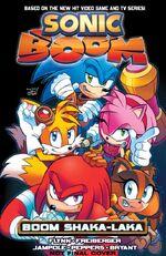 Sonic Boom GN 2