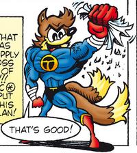 Fox-Man
