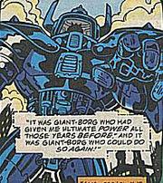 Giant Borg