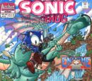 Archie Sonic the Hedgehog Issue 49