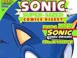 Sonic Super-Sized Comics Digest Issue 11
