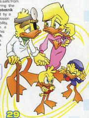 Quack Family