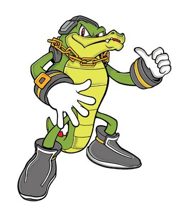 vector the crocodile mobius encyclopaedia fandom powered by wikia rh archiesonic wikia com vector the crocodile age vector the crocodile wiki