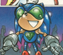Unnamed Metal Sonic