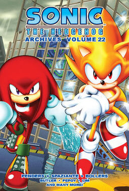 SonicArchives22