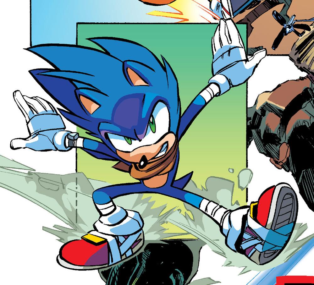 Sonic the Hedgehog (Sonic Boom) | Mobius Encyclopaedia ...