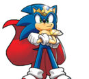 Sonic the Hedgehog (Light Mobius)