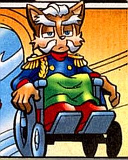 Max Acorn Wheelchair