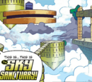 Sky Sanctuary Zone