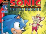 Archie Sonic the Hedgehog Issue 280