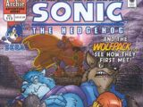 Archie Sonic the Hedgehog Issue 113