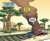 Efrikan Plains