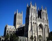 754px-Washington National Cathedral in Washington, D C