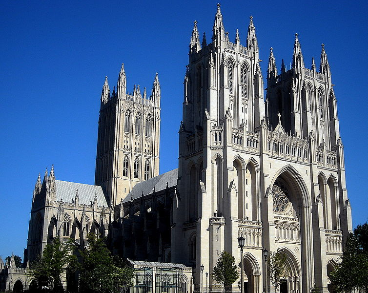 754px Washington National Cathedral In D C