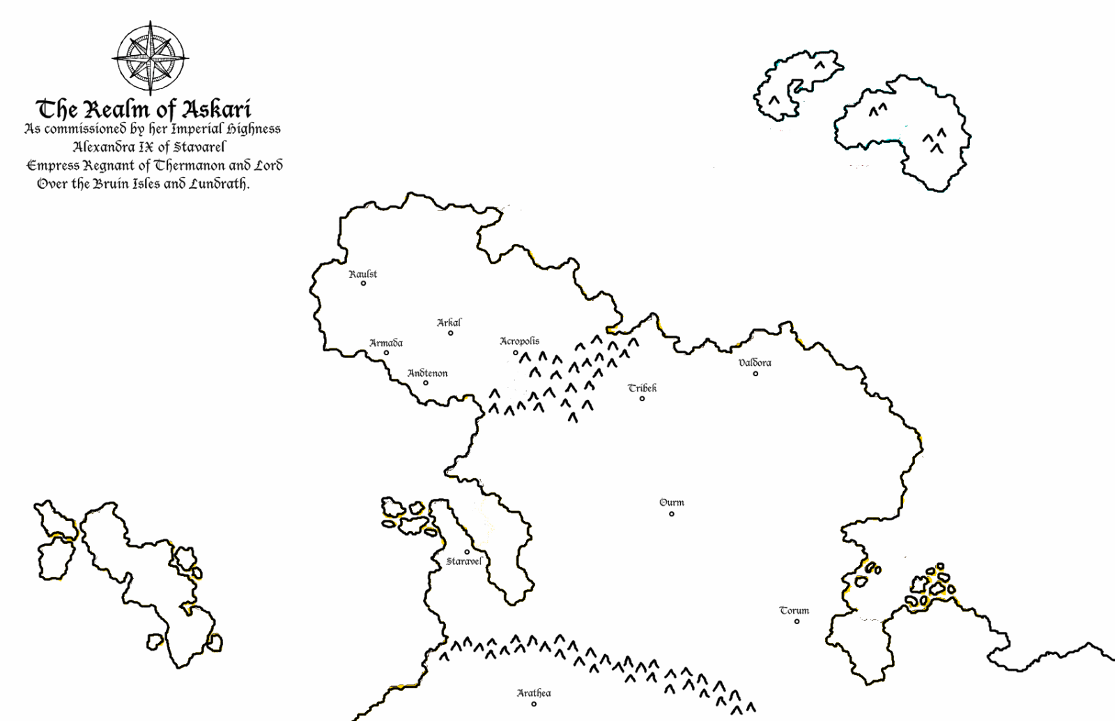 The Realm of Askari