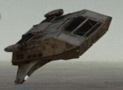 Class M shuttlecraft