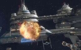Valorum Interplanetary under attack