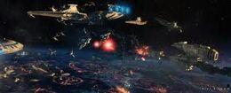 Battle of Naboo Clone Wars