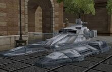 TX-130 Saber fighter tank