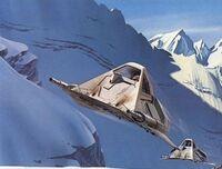 T-43 airspeeder