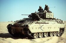 TX-125 Light Infantry Support Tank